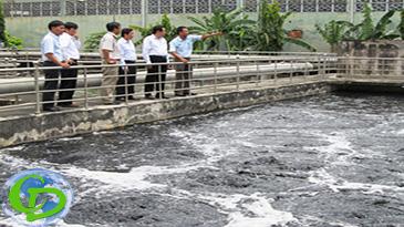 Thiết kế hệ thống xử lý nước thải khu dân cư