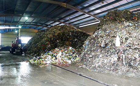 Xử lý rác thải tại Đồng Nai